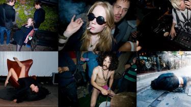 Snapshots fra den netop overståede Distortion-festival, der større end nogensinde invaderede hovedstadens kvarterere med musik og gadefester.