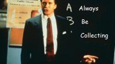 David Mamets Pulitzervindende teaterstykke om præstationssamfundets menneskelige omkostninger, 'Glengarry Glen Ross', genopstod i 1992 som en stjernespækket og voldsomt velspillet film