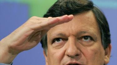 Jose Manuel Barroso står til en ny periode som formand for Kommissionen. Opbakningen til den borgerlige portugiser fra den socialdemokratiske gruppe er dog indtil videre tvivlsom. Socialdemokraterne selv har dog ikke kunne finde en modkandidat.