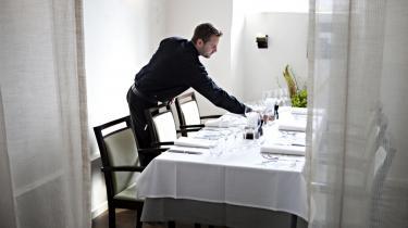 Terroir. Restaurant Kofoeds på Landegreven forsøger sig med et køkken baseret udelukkende på råvarer produceret på Bornholm.