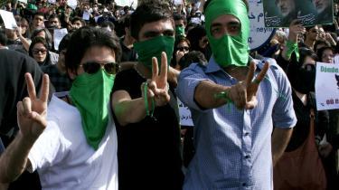 Der skal mere end nogle tusind demonstranter til at ryste Den Islamiske Republik Iran og dens leder.