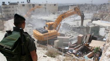 I Jerusalem har det israelske bystyre godkendt en byplan nedenfor den gamle by, der blandt andet indebærer nedrivning af palæstinensiske huse, der er opført uden byggetilladelse.