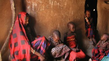 Befolkningstilvæksten  er ikke eksploderet i lande  som f.eks.Tanzania.
