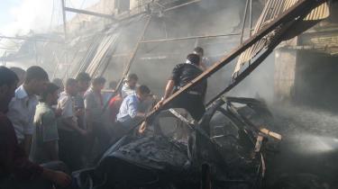 En bilbombe eksploderede i sidste uge i Kirkuk i Irak og dræbte over 30. Af de omkring 250 afviste irakiske asylansøgere tilbage i Danmark, kommer 150 fra det centrale Irak. En stor del af dem er fra Kirkuk, hvor menneskerettig-hedskrænkelser og sekterisk vold ifølge UNHCR finder sted i betydeligt omfang.