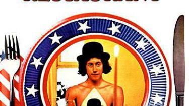 Arlo Guthrie er søn af den legendariske amerikanske protestsanger Woody Guthrie, der i 1967 døde af demenssygdommen Huntingtons chorea. Samme år førte Arlo - der endnu var teenager - familienavnet videre med pladen Alice's Restaurant Massacree, hvis højdepunkt er en 18 minutter lang talking blues, som med stort vid og endnu større charme ironiserer over datidens modkultur, men samtidig er et smældende anklageskrift til folkene bag Vietnam-krigen