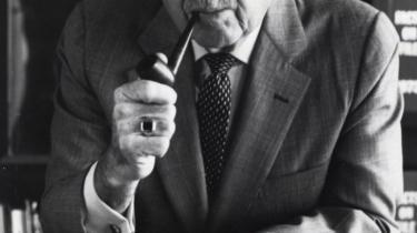 Månelandingen blev Walter Cronkites vigtigste nyhedshistorie, og siden blev den nu afdøde Cronkite langsomt forvandlet til en fortidslevning i takt med rumforskningsprogrammet forfald. Arkiv