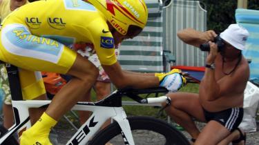 Astanas Alberto Contador har været suveræn i dette års Tour de France. Hans overlegne styrke kom ikke mindst til udtryk i går, da han satte alle på plads og vandt enkeltstarten.
