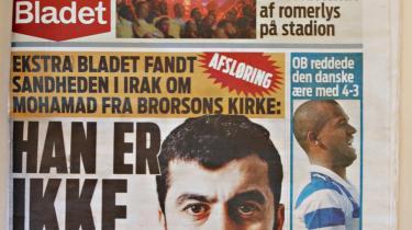 Den irakiske asylansøger Hazhar Mohammed, der har bistået Baath-partiet i forfølgelsen af kurdere, er ikke i fare i sin hjemby, der nu er domineret af kurdere. Det konstaterer Ekstra Bladet, hvis hovedkilde er politimesteren i byen. 'Utroværdig journalistik', 'usmageligt og umoralsk' siger Amnesty