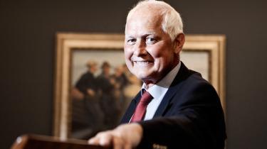 Det mangeårige medlem af folketinget og tidligere formand for Socialdemokratiet og miljøminister Svend Auken er død