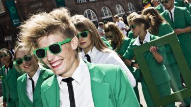 Kreativitet var der nok af i Copenhagen Pride lørdag, men vi kan ikke alle partout være kreative og skal heller ikke være det, mener kronikøren.