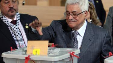 Mahmoud Abbas, den palæstinensiske selvstyrepræsident, blev på kongressen genvalgt til formand for Fatah.