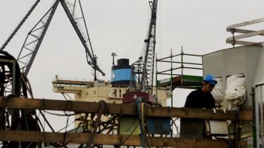 A.P. Møller-Mærsk indstiller skibsbygning på Lindø-værftet, oplyser rederiet. 175 ansatte mister arbejdet på værftet