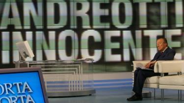 Da sagen mod Giulio Andreotti endelig nåede til højeste retsinstans, kunne den tidligere premierminister ikke idømmes nogen straf, fordi forældelsesfristerne var overskredet.