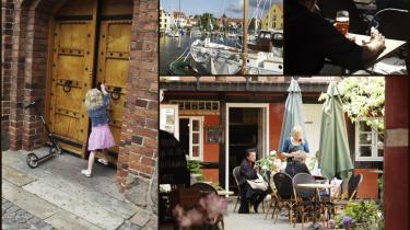 Svendborg siges at være det nye tilflyttermål for 'den kreative klasse'. Information satte sig for at undersøge sagen