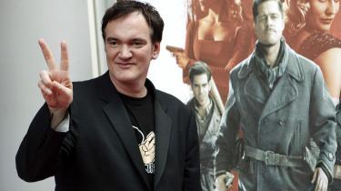 Den amerikanske filminstruktør Quentin Tarantino er manden bag film som 'Pulp Fiction' og 'Reservoir Dogs'. Hans seneste film 'Inglourious Basterds' bliver nu mødt med kritik - både i hjemlandet og internationalt.