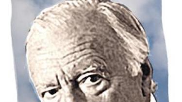 Arne Jørgensen har skrevet en både underholdende og oplysende introduktion til den tyske filosof, der levede gennem hele det 20. århundrede: Hans-Georg Gadamer