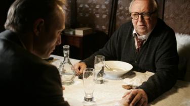Rumle Hammerich har begået sin bedste film – og den første overbevisende danske erhvervs-thriller, 'Headhunter'