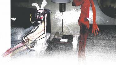 'Bunny Munros død' er historien om en liderlig antihelt, der kommer helt ud af kontrol. Vi bringer et uddrag af Nick Caves anden bog