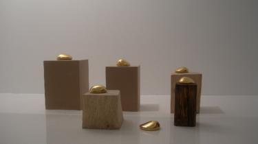 Lars Bent Petersens bronzeskulpturer.