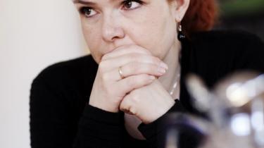 Ligestillingsminister Inger Støjberg skal svare på, hvordan arbejdet med ligestillings-området skal lade sig gøre,   når der ikke er afsat   penge til opgaven.