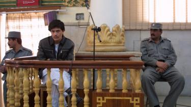 Sayed Pervez Kambaksh, dømt til 20 års fængsel for blasfemi, er blevet benådet af den afganske præsident Karzai.