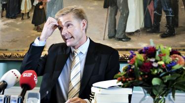 Dansk Folkepartis gruppeformand, Kristian Thulesen Dahl, fremlagde i går partiets bud på næste års finanslov. Forslaget indebar bl.a. flere penge til ældre og strammere udlændingeregler.