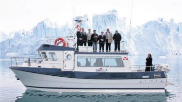 På trods af at statsoverhoveder, mullaher, tronfølgere og politikere fra hele verden har besøgt Grønland for at diskutere klimapolitik, får grønlænderne sjældent lov til at præsentere deres syn på sagen