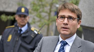 Er han blevet blød? Justitsminister Brian Mikkelsen (K) afviser det selv, men både DF og oppositionen ser nye takter hos ministeren.