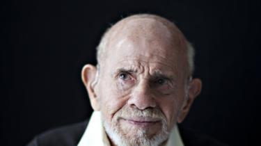 93-årige Jacque Fresco ser bl.a. en stor fremtid i at dyrke afgrøder på havet i sit Venusprojekt.