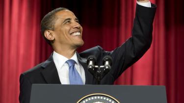 Den amerikanske præsident Barack Obama blev i går udnævnt til modtager af Nobels fredspris i 2009 - til stor overraskelse for mange, ikke mindst Obama selv.