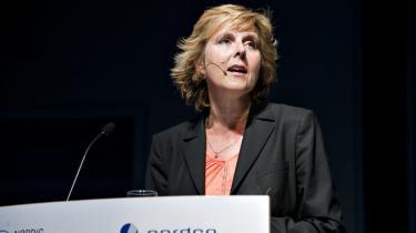 Connie Hedegaards klimaministerium er præget af utryghed og stress, lyder det fra de ansattes fagforbund.