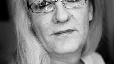 Den første. I slutningen af 1980'erne sad hun i Folketinget for Fremskridtspartiet som Hugo Holm. Nu stiller 53-årige Anette Egelund op til regionsvalget i november for Liberal Alliance.