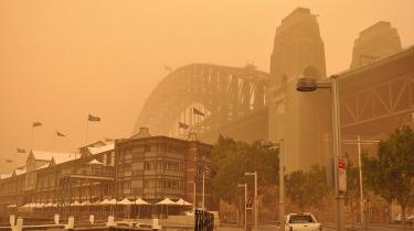 Sidste måneds spektakulære støvformørkelse af New South Wales' smukke hovedby har givet australierne endnu en anledning til at besinde sig på deres historie