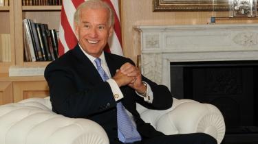 Selv om Joe Biden ofte beskyldes for at tale, f©™r han t©°nker, mener iagttagere alligevel nu at kunne se, at han var det helt rigtige valg til vicepr©°sident°©posten.