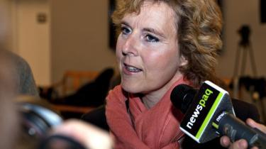 Klimaminister Connie Hedegaard (K) og hendes nu fyrede klimachefforhandler Thomas Becker kommer begge fra miljøministeriet, hvor der har udviklet sig en kultur, der er præget af, at 'vi er de gode'.