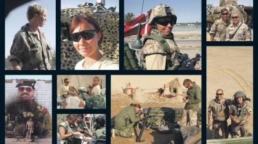 I Irak og Afghanistan har danske kvinder for første gang været i aktiv kamp. De har været med helt ude i forreste linje, sat livet på spil og kæmpet side om side med deres mandlige kolleger. Alligevel er der lang vej til ligestilling i det danske forsvar