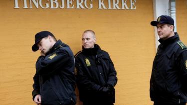 Politiet har hverken anholdt gerningsmændene, der brød ind hos præsten i Tingbjerg, opklaret forbrydelsen eller på tilstrækkelig måde kunnet forsikre præsten om, at han ikke ville blive overfaldet igen. Det burde bekymre mere end at både danskere og indvandrere laver ballade i et blokkvarter.