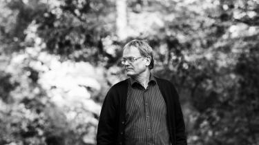 'Jeg gør som alle andre. Jeg passer mit arbejde, lever med min familie og har bil og sommerhus. Jeg er en del af problemet. Ikke en del af løsningen,' siger Ole Thyssen.