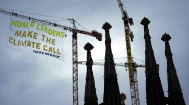 På det sidste FN- klimamøde inden København tryglede den danske klimaminister Connie Hedegaard om en tekst at arbejde ud fra. Men 'den store politik' blev lavet andetsteds