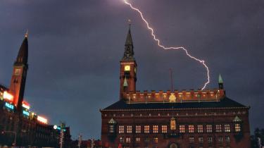 Københavns Kommune er langt dyrere at administrere end de andre store danske kommuner.