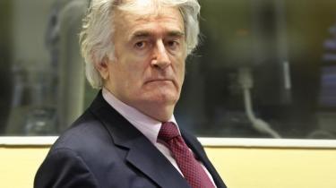 Radovan Karadzic fastholder, at han vil føre sit eget forsvar og siger, at han skal bruge omkring 10 måneder mere til at forberede sig.