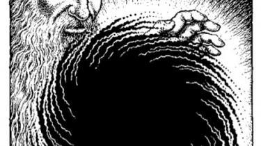 Den amerikanske tegneserietegner Robert Crumb, kendt for sine seksuelt ladede streger, holder sig til teksten i 'Verdens Skabelse', en illustreret udgave af Første Mosebog