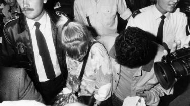 I juli 1989 blev den danske kvinde Ulla Lyngsby anholdt i Israel, hvor hun blev beskyldt for at ville smugle 75.000 dollar ind til en palæstinensisk organisation. Hun blev løsladt og sendt tilbage til Danmark senere samme måned.