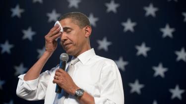 Præsident Obama kunne i går fejre en stor sejr med det demokratiske parti. Det sagde Nancy Pelosi, formand for Repræsentanternes Hus, efter at Kongressens ene kammer vedtog lov om den omfattende sundhedsreform, som præsidenten har kæmpet intenst for.