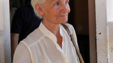 Erich Honeckers enke, Margot Honecker, fortryder intet og tror på, at den revolutionære socialisme nok skal komme igen og sejre til sidst - også i Tyskland
