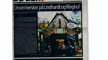 Genbesøgt. Der er ingen tvivl om, at situationen, som dengang virkede meget kaotisk, er forbedret, siger litterær agent Lars Ringhof om Lindhardt og Ringhof.