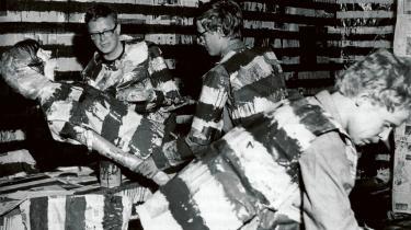 Tania Ørum har samlet en tilnærmelsesvis komplet dokumentation af, hvad Eks-skolens kunstnere foretog sig i deres afgørende år i 1960'erne. Det er noget af en bedrift