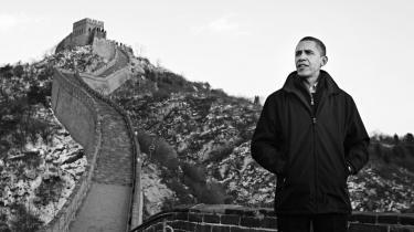Tid til diplomati. Obama får ikke brug for den store retorik, men det stille diplomati, hvis det kinesisk-amerikanske økonomiske monster skal kunne dø i fred.