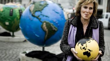 Klimaminister Connie Hedegaard (K) bliver ny EU-kommissær. Prorektor Lykke Friis bliver ny klima- og energiminister
