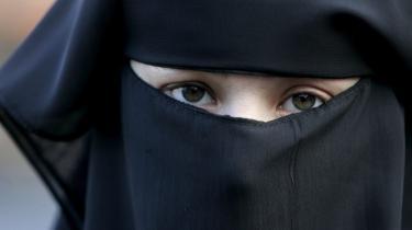 Om burka-kommissionens   udspil reelt ændrer noget, er nok tvivlsomt, mener dagens kronikør.